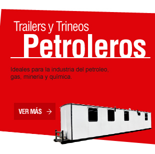 Oil Trailers Petroleros